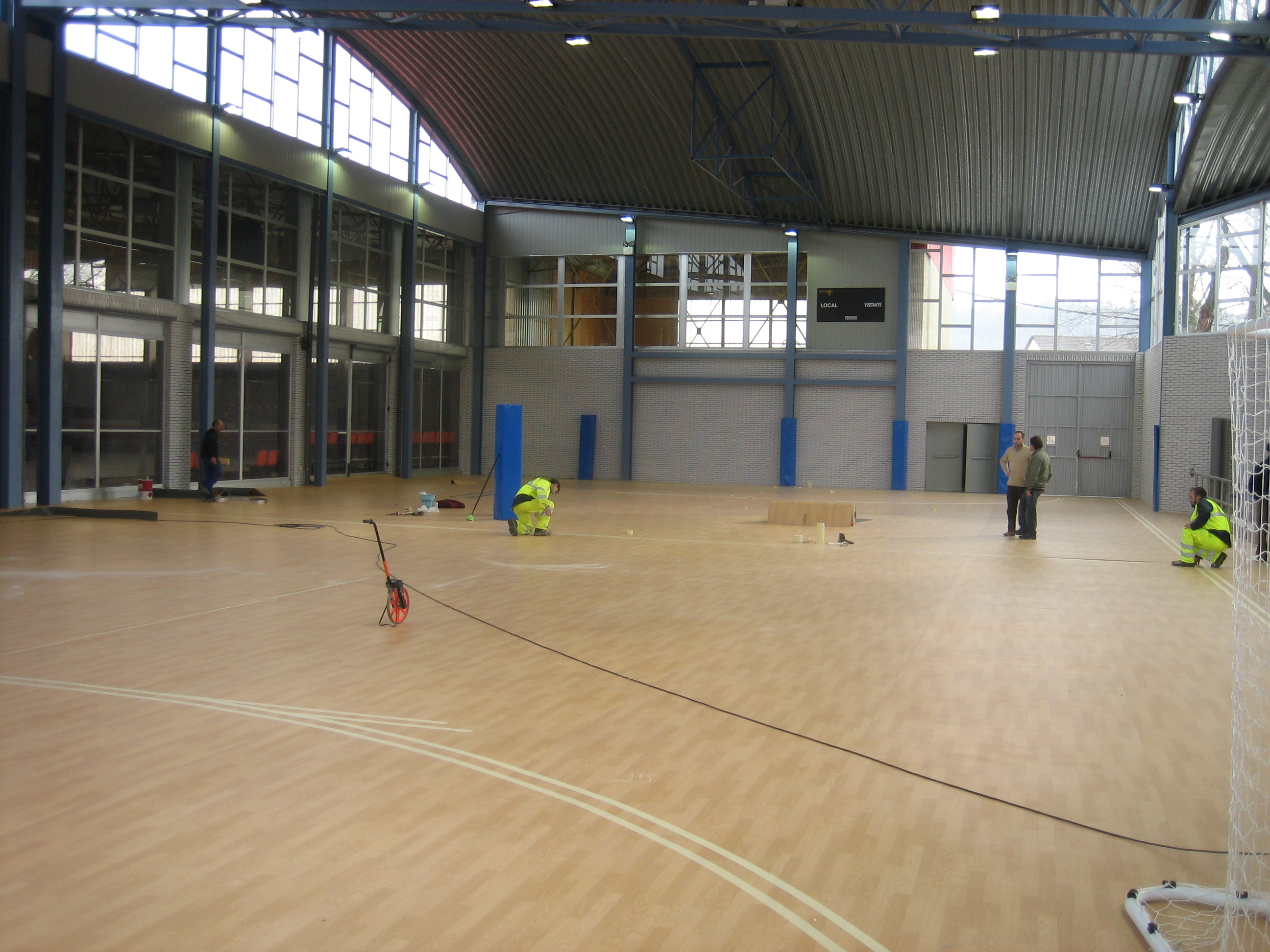 Polideportivo Municipal de Grado